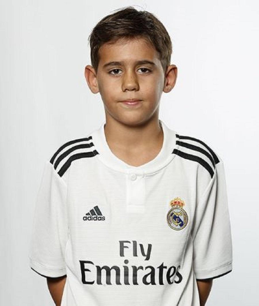 Miguel Real Madrid sub-9