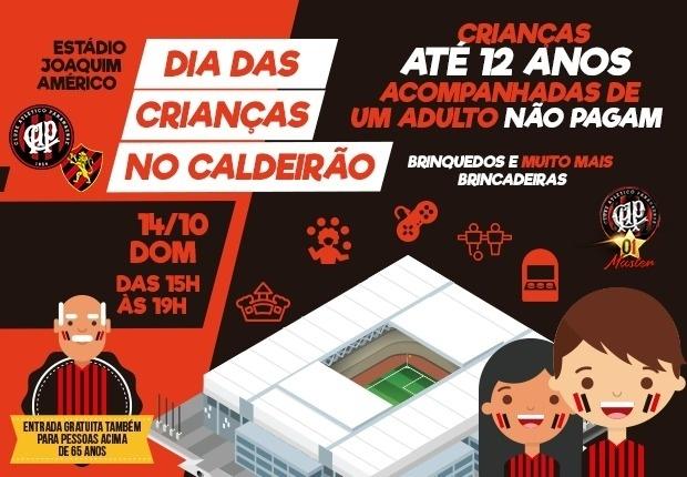 Atlético-PR faz promoções para vendas de ingresso