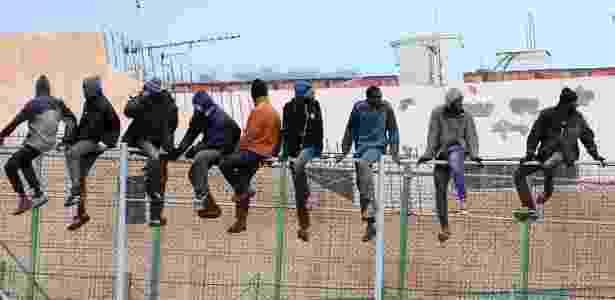 Imigrantes - ANGELA RIOS / AFP - ANGELA RIOS / AFP