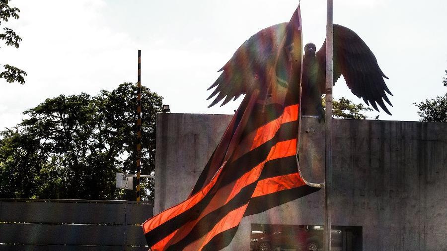 345509135f Justiça libera parcialmente CT Ninho do Urubu para uso da base do Flamengo