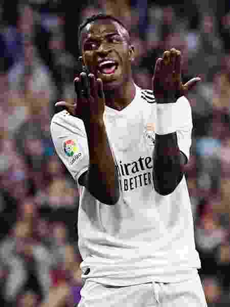 Vinicius Júnior x Barcelona - Javier Soriano/AFP - Javier Soriano/AFP