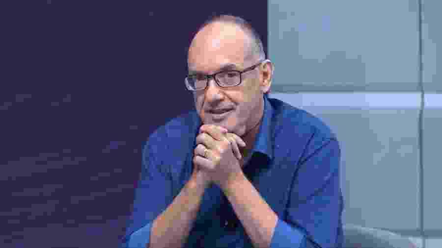 Lédio Carmona é comentarista do Sportv - Reprodução