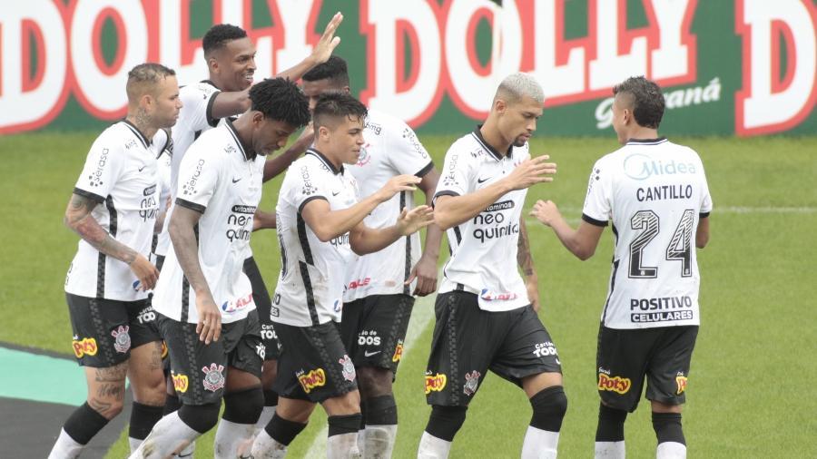Corinthians é o dono da melhor campanha do Paulistão até o momento  - Rodrigo Coca/ Ag. Corinthians