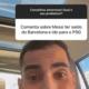 Douglas, do vôlei, se surpreende com pergunta sobre Messi no PSG: 'Quê?' - Reprodução/Instagram
