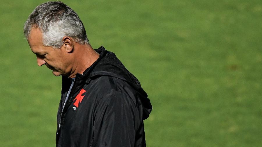 Lisca, ex-técnico do Vasco - Thiago Ribeiro/AGIF