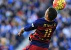 Neymar retorna ao Barça e faz teste de nervos em estádio com racismo