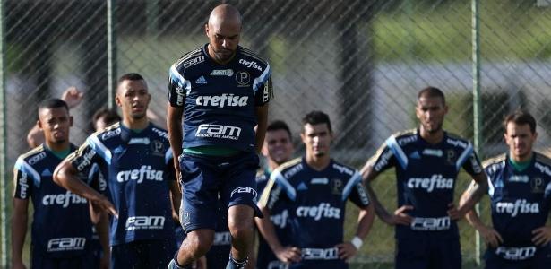 Alecsandro ficou na bronca com torcedores do Palmeiras