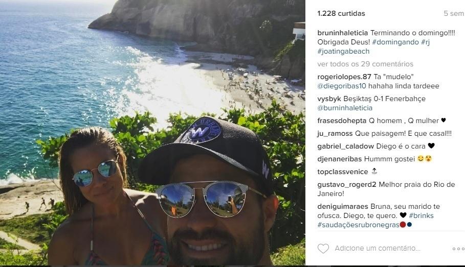 Diego já conheceu quase todas as praias da Cidade Maravilhosa