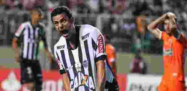 Fred fez gol nas últimas três vezes que enfrentou o Botafogo - Bruno Cantini/Clube Atlético Mineiro