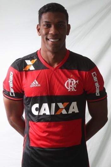Berrío, atacante do Flamengo