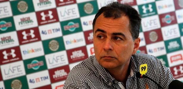 Fernando Veiga relatou momento complicado do Fluminense