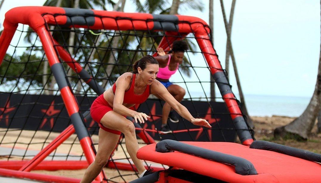 Maurren Maggi participa de prova do Exathlon Brasil