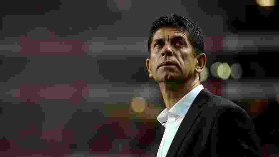 Fabiano Soares, treinador de futebol, deu sequência a Bruno Guimarães no Athletico-PR - Arquivo Pessoal
