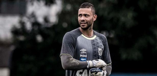 Jogador atuará na equipe catarinense até o final da temporada - Ivan Storti/Santos FC