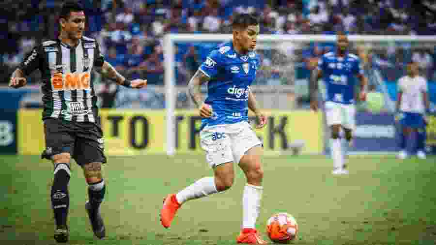 Clássico entre Cruzeiro e Atlético-MG marca as quartas de final da Copa do Brasil - Vinnicius Silva/Cruzeiro