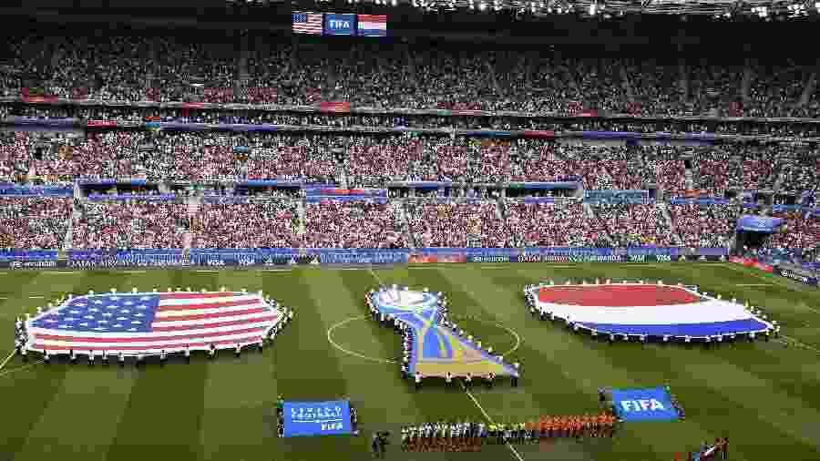 Copa do Mundo feminina teve bons públicos em 2019, não apenas na final entre Estados Unidos e Holanda - Xinhua/Chen Yichen