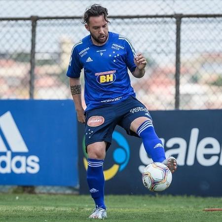 Giovanni Piccolomo será reforço do Cruzeiro na temporada - Gustavo Aleixo/Cruzeiro