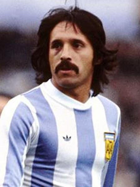 Leopoldo Jacinto Luque, atacante da Argentina na Copa do Mundo de 1978 - Reprodução/Instagram