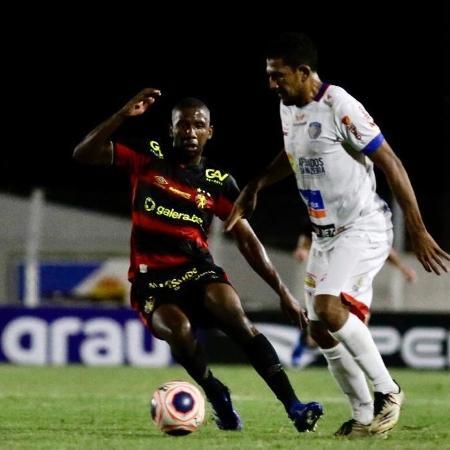 Partida entre Sport e Afogados pelo Campeonato Pernambucano - Anderson Stevens/Sport