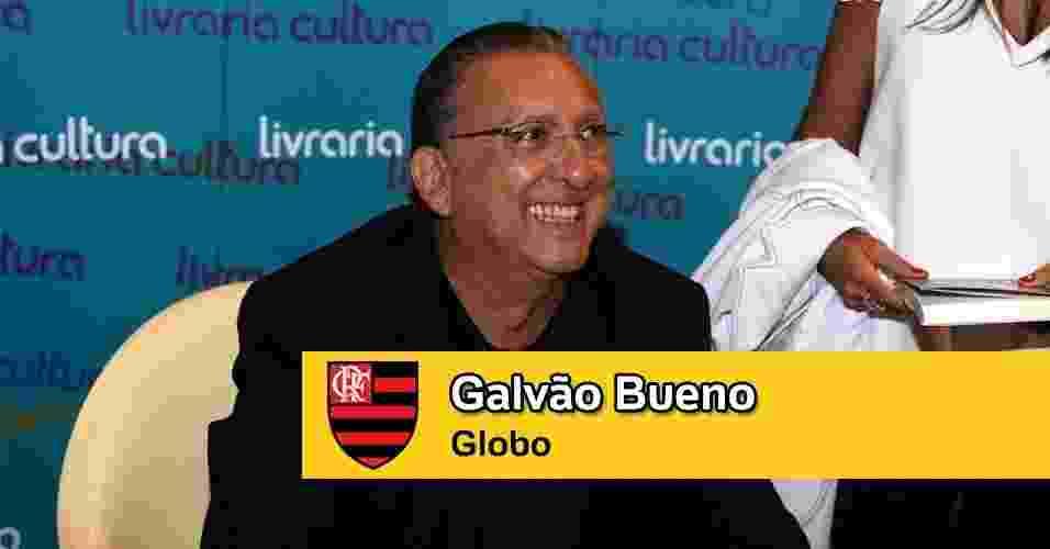 Jornalistas que assumem seus times de coração - Paduardo/AgNews