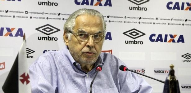 Presidente Eurico Miranda tem pregado uma política de austeridade financeira no clube