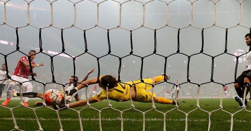 Nacional-URU marca contra o Corinthians, pela Libertadores