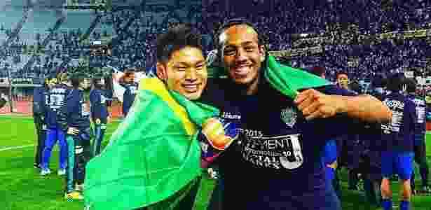Wellington Sousa trocou o Grêmio pelo Inter e hoje brilha no Japão ... 614dcceaefbd2