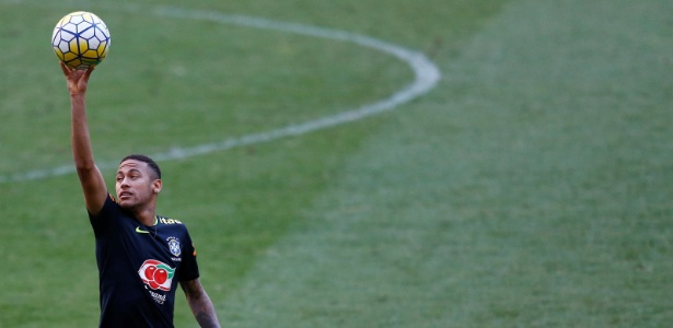 Neymar é a maior esperança da seleção brasileira contra a Argentina