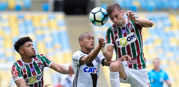 Henrique foi um dos integrantes da barca tricolor em 2017 - Thiago Ribeiro/AGIF