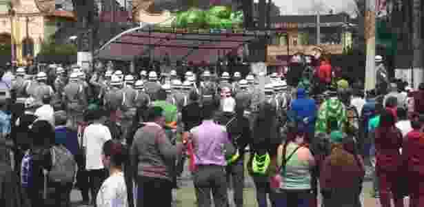 Homenagem para a Chapecoense em La Unión - Reprodução/Twitter - Reprodução/Twitter