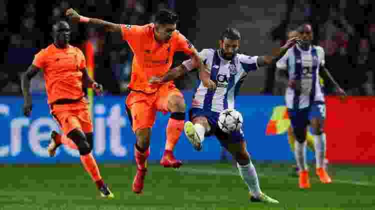 Porto x Liverpool 2018 - Matthew Childs/Reuters - Matthew Childs/Reuters