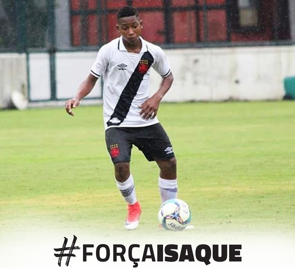 Jovem do Vasco que morreu era visto como promessa e tinha apoio de Neymar -  14 09 2018 - UOL Esporte 5c03d4e94ed23