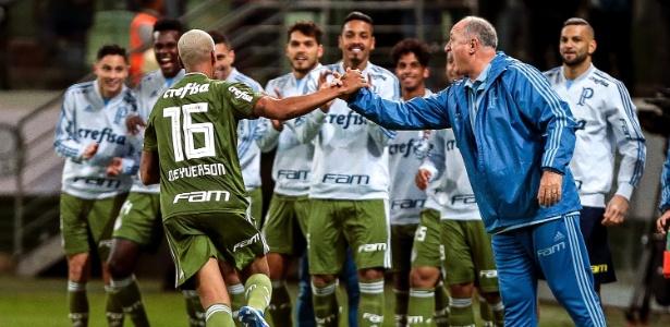 ded603a161 Deyverson é símbolo de Palmeiras que apostou em gestão de elenco para subir  - 06 09 2018 - UOL Esporte