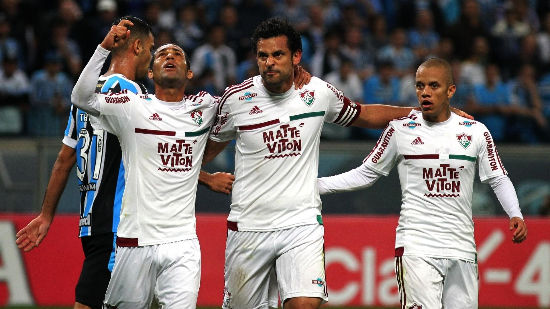 Fred Fluminense Cruzeiro