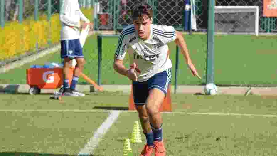 Igor Gomes, meia do São Paulo - saopaulofc.net