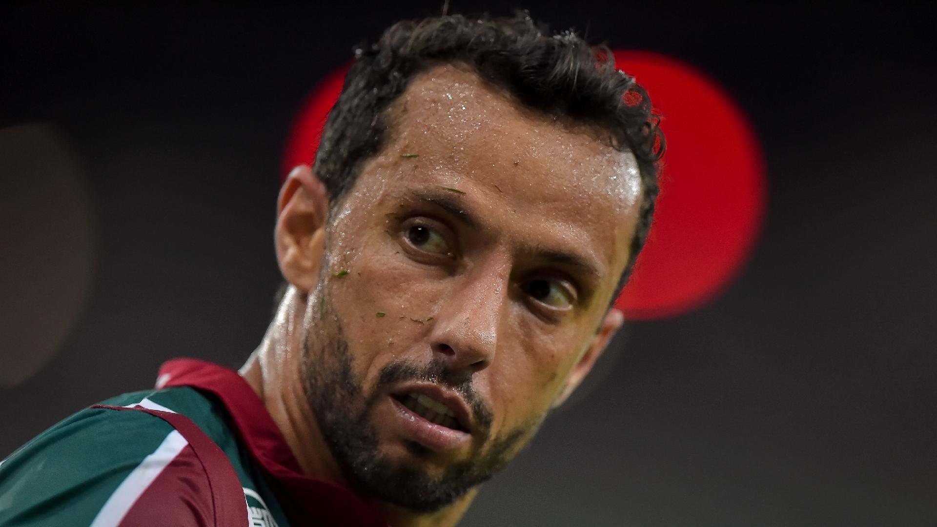 Nenê marcou o primeiro gol do Fluminense