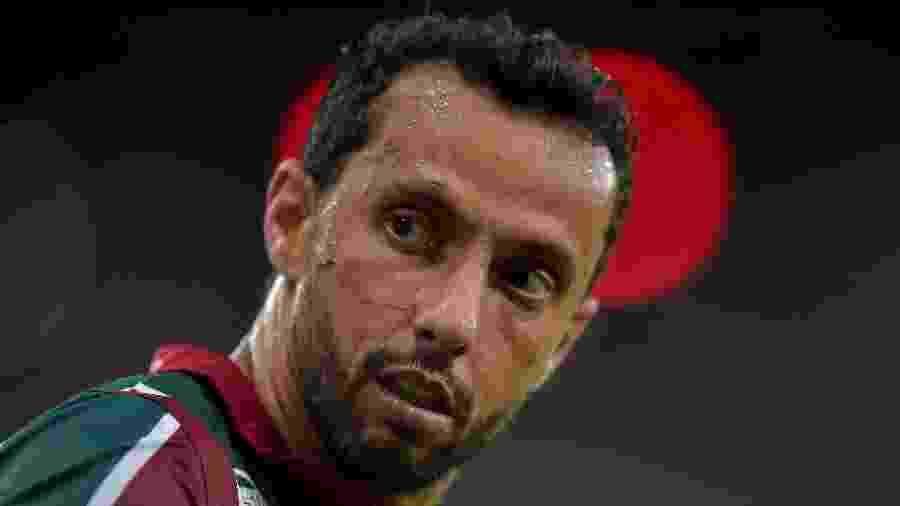 Atacante do Fluminense diz que conversou ontem com jogador do Cruzeiro, cotado no clube carioca - Thiago Ribeiro/AGIF