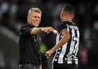 Vaiado, Botafogo vence Paraná e pode até empatar para avançar na Copa BR - Thiago Ribeiro/AGIF