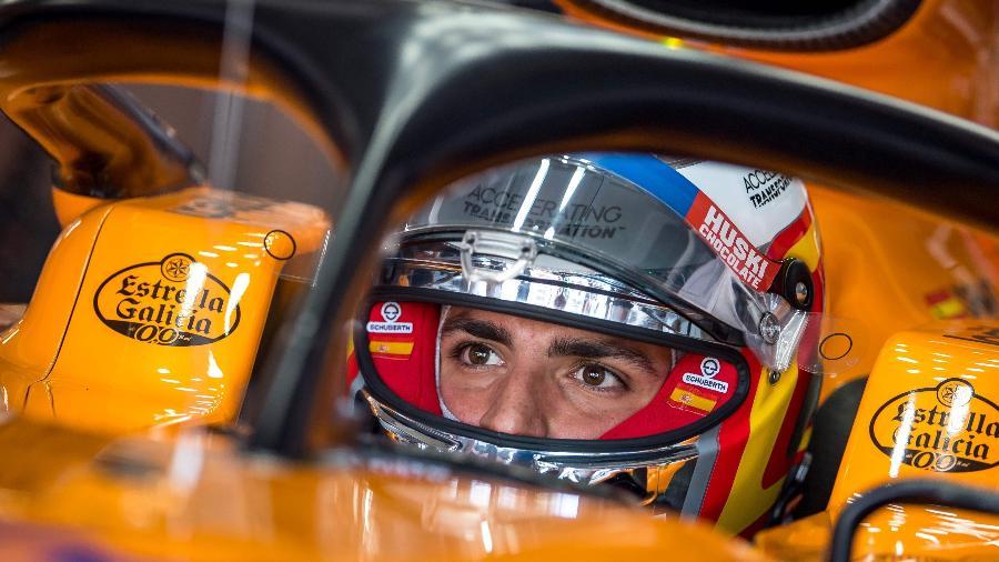Carlos Sainz Jr - ANDREJ ISAKOVIC / AFP