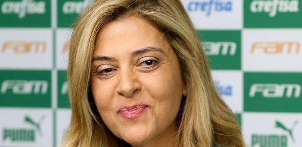 Leila é reeleita conselheira no Palmeiras e poderá disputar a presidência