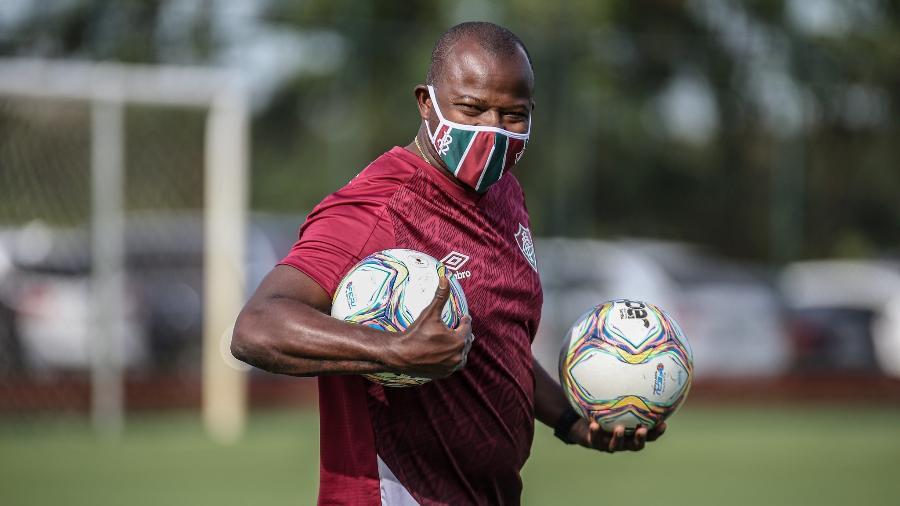 Com G7 no Brasileirão, o Fluminense de Marcão está na briga por vaga na Libertadores - Lucas Mercon/Fluminense FC