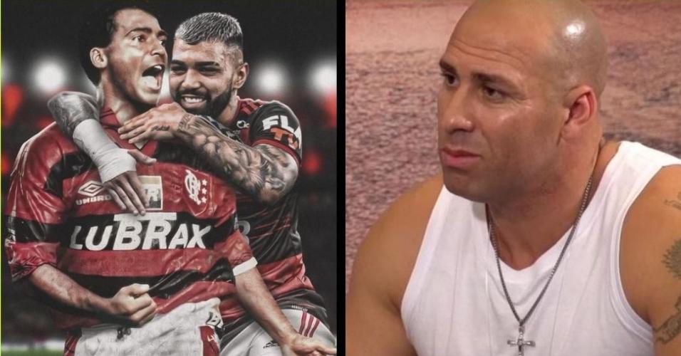 Futebol Muleke - Meme Gabigol e Romário