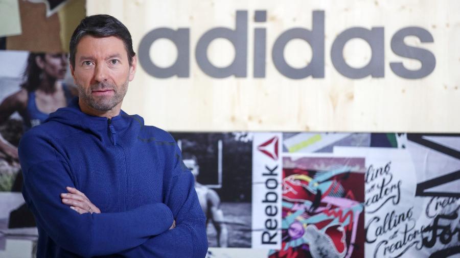 CEO da Adidas, Kasper Rorsted, confirma intenções de venda da Reebok - REUTERS/Michael Dalder/File Photo