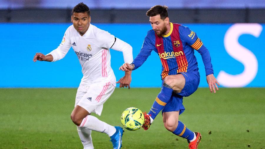 Se no clássico deu Real, fora de campo o Barcelona superou o Real - Diego Souto/Quality Sport Images/Getty Images