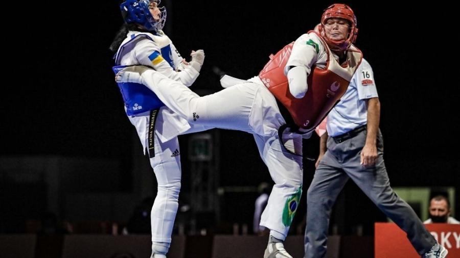 Débora Menezes vence semifinal nas Paralimpíadas de Tóquio - Wander Roberto /CPB