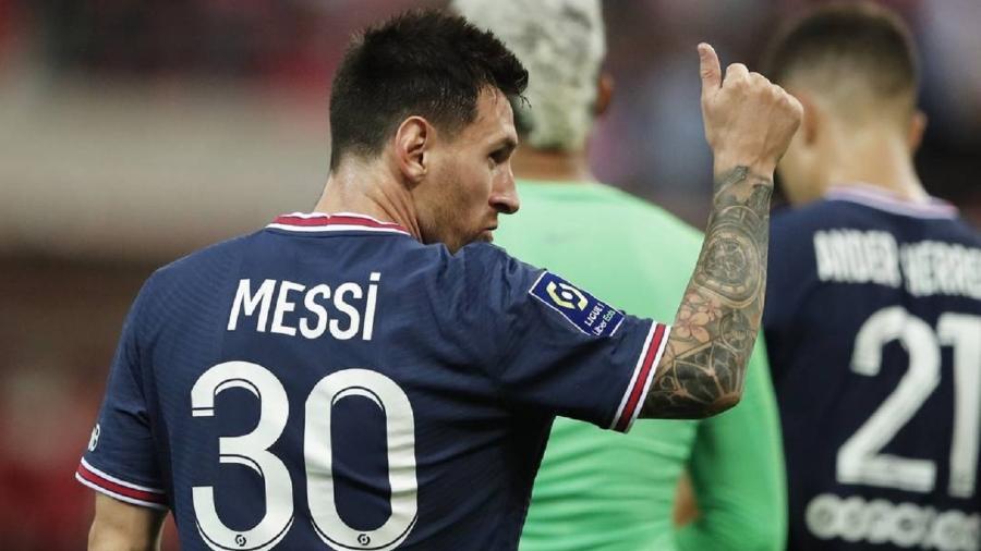 Lionel Messi é a principal cara nova do PSG para tentar título inédito da Champions - Divulgação