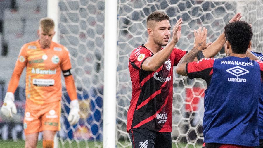 Guilherme Bissoli é formado na base do São Paulo, mas deixou o clube em 2019 - Robson Mafra/AGIF