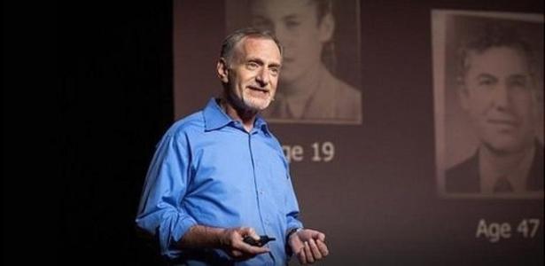 """Robert Waldinger é o quarto diretor do estudo, que começou há mais de sete décadas, """"o estudo mais longo sobre a felicidade"""" - Arquivo Pessoal"""