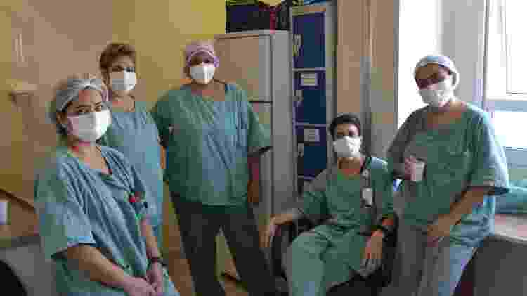 Erica de Oliveira Santos, técnica de enfermagem - Arquivo pessoal - Arquivo pessoal