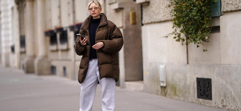 Nas passarelas ou nas ruas, as jaquetas acolchoadas prometem dominar o inverno  - Getty Images